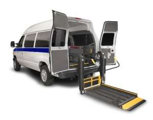 Request a quote for your wheelchair capable NEMT transport vehicle business very easily in FL,GA,IA,IN,KS,MD,NC,NE,NJ,OH,PA,SC & VA (877) 294-0741.